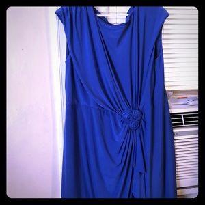 Beautiful blue evening Dress by Jones Ny